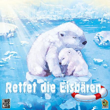 Rescue Polar Bears Cover Art