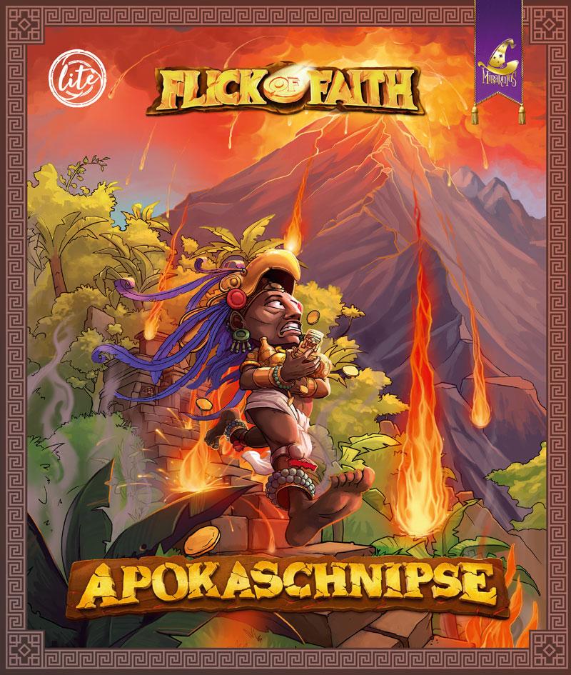 Flick of Faith - Cataclysm Cover Art