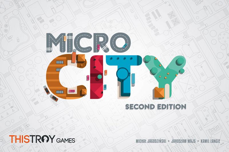 MicroCity Cover Art