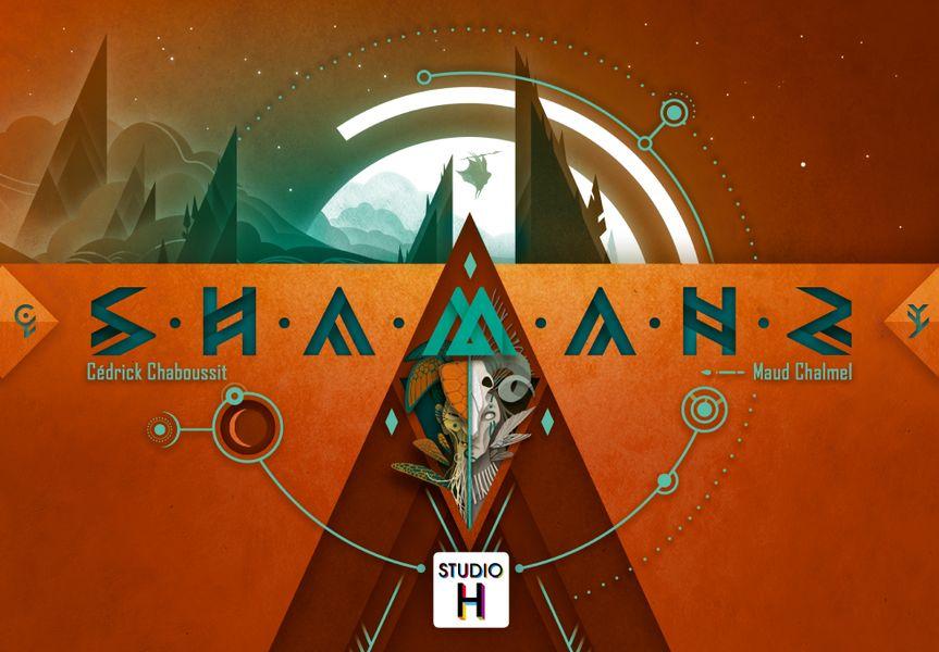 Shamans Cover Art