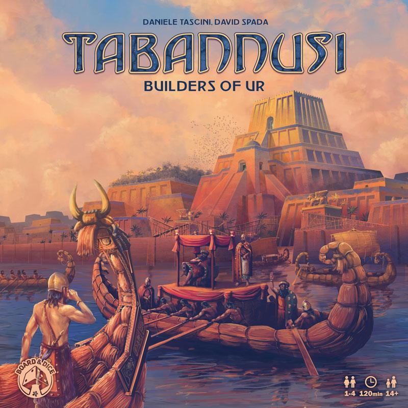 Tabannusi Cover Art