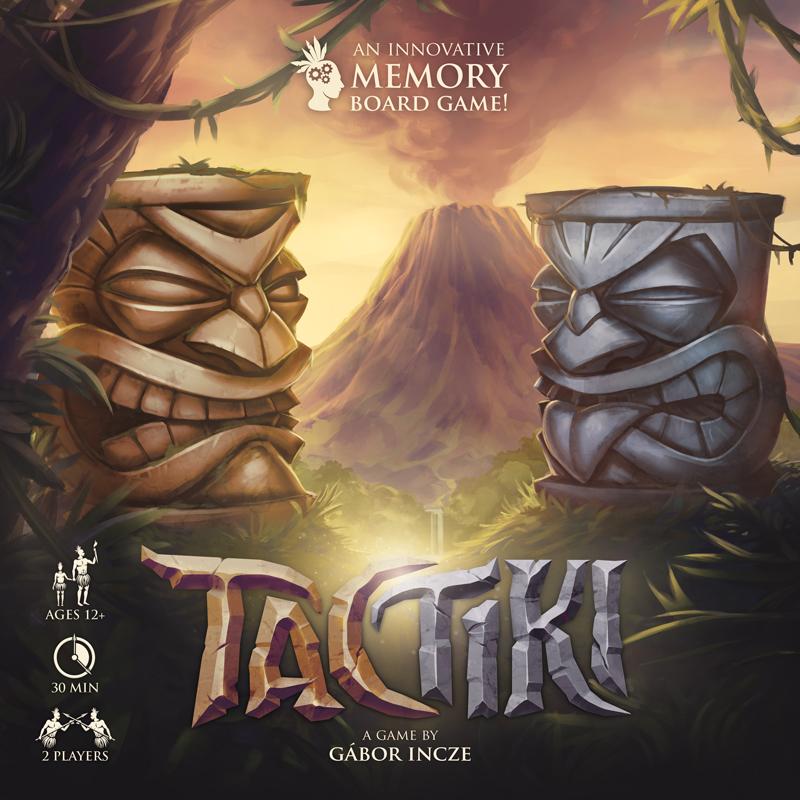 TacTiki Cover Art