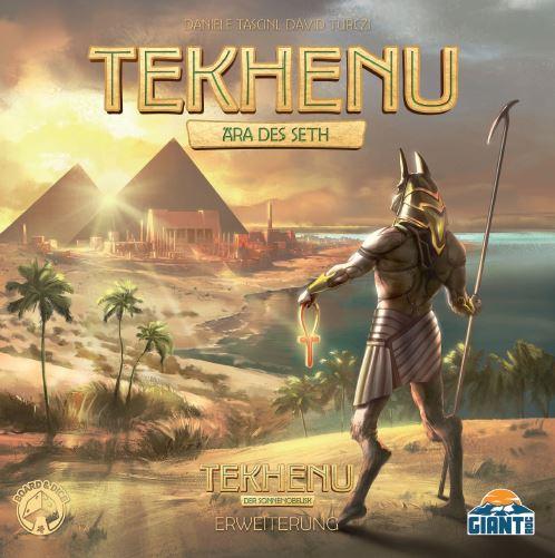 Tekhenu - Time of Seth Cover Art