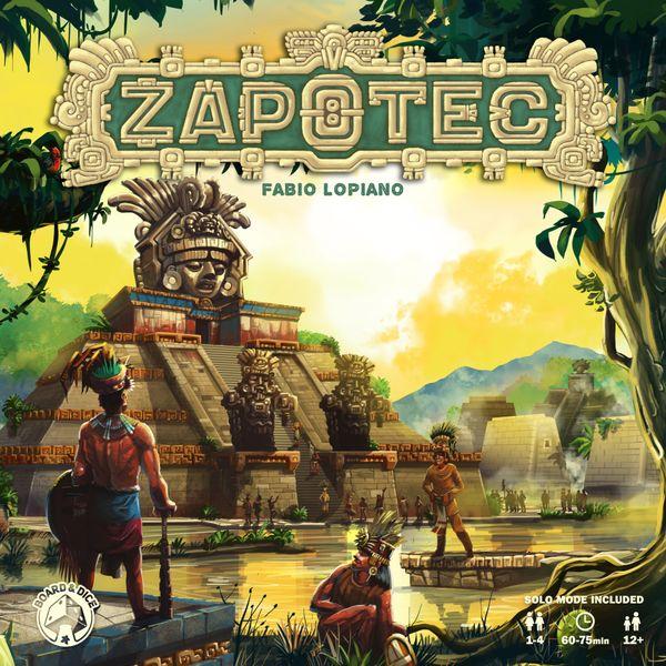 Zapotec Cover Art